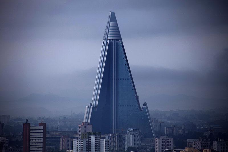 losEdificios_Hotel Ryugyong