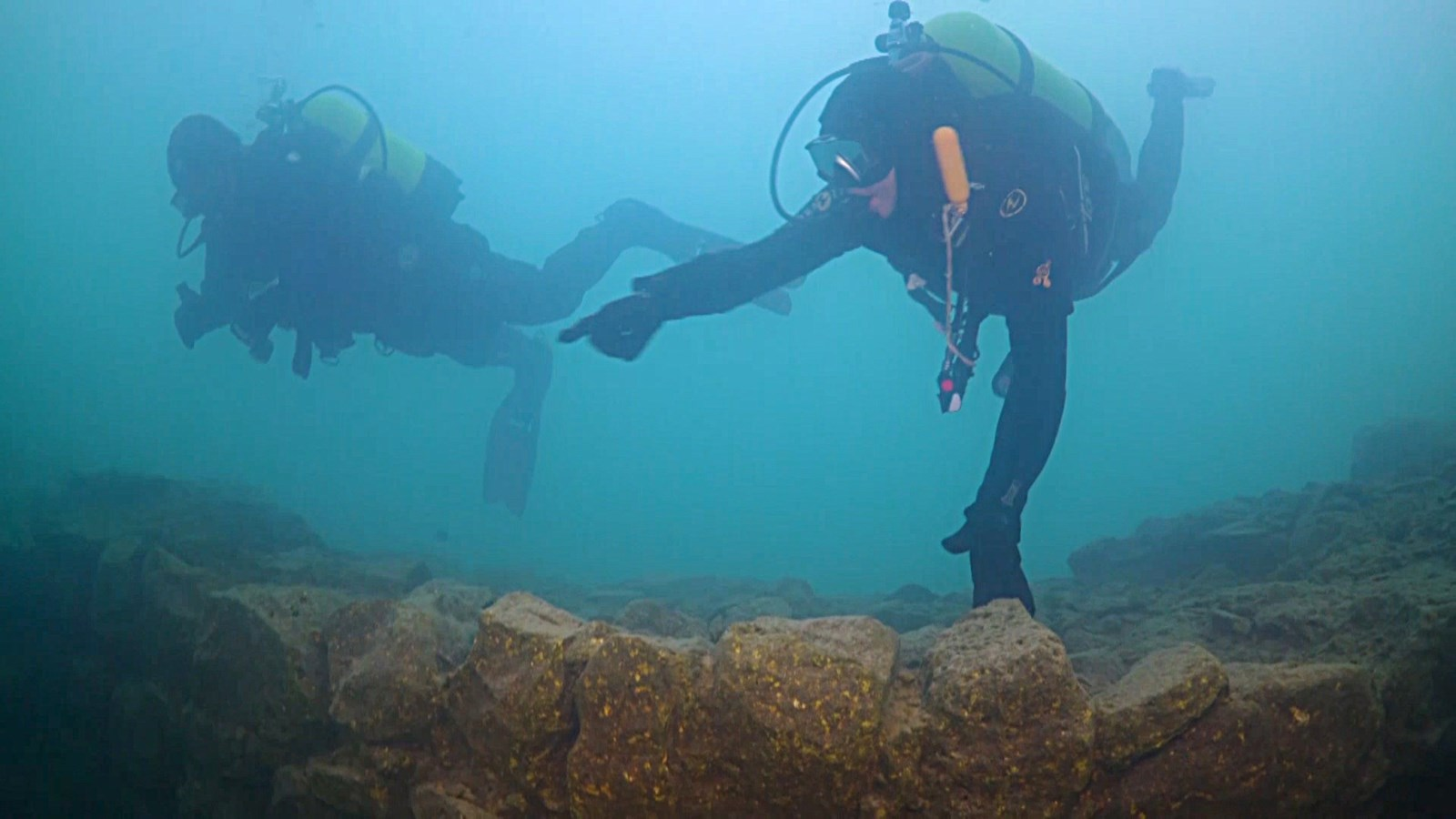 Article - Ancient Ruins Discovered Under Lake In Turkey